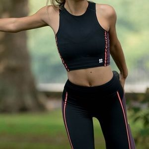 Sweaty Betty Workout Crop Top
